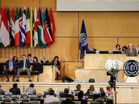 Дума ратифицировала Конвенцию МОТ