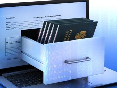 Почти две трети россиян не захотели заводить электронные трудовые книжки