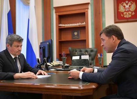 Разговор депутата с губернатором