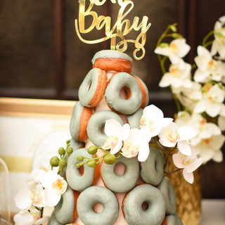 Baby Showers:  Time to Celebrate your New babyborn In Style