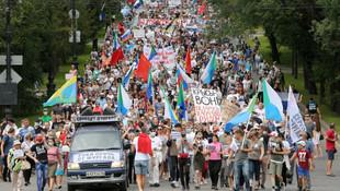 Как протестуют россияне