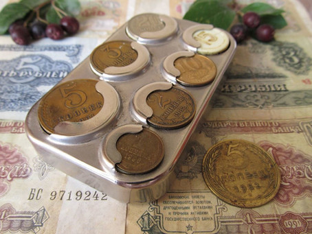 6 применений для монет