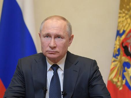 Список поручений Путина по итогам обращения к россиянам из-за коронавируса