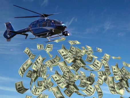 Установить всем россиянам «безусловный доход». Новая инициатива Медведева