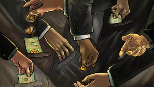 13 фактов о коррупции