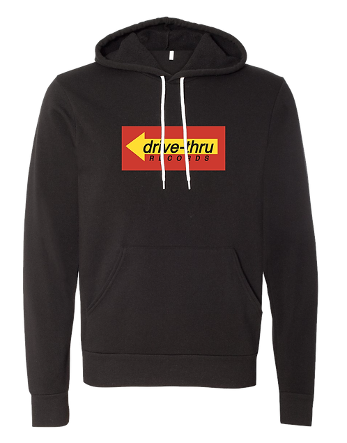 DTR Classic Logo Hoodie