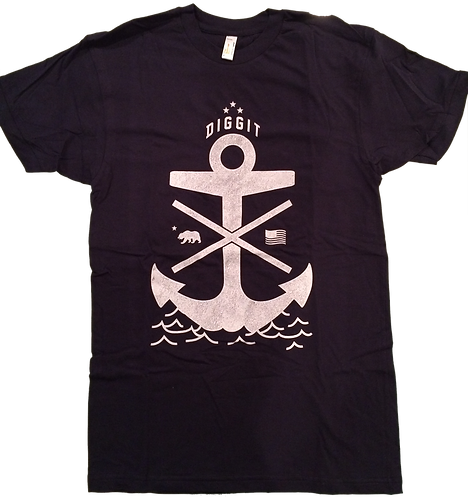 DIGGIT ANCHOR TEE