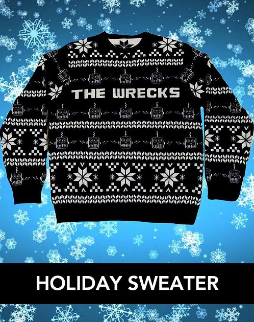 Robot Xmas Sweater