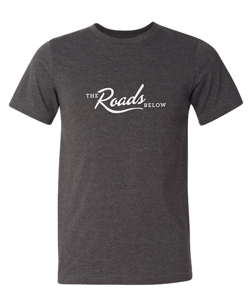 TRB Heather Gray Logo Tee