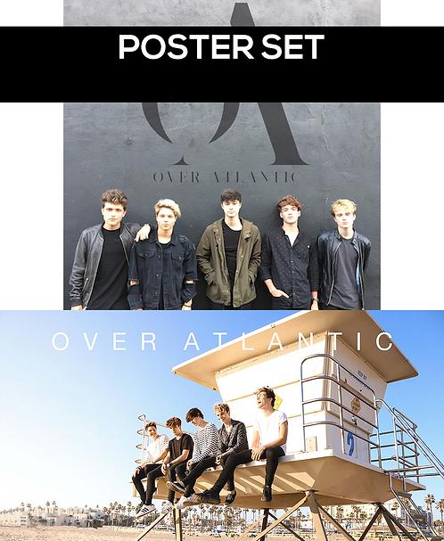 OA Poster Set