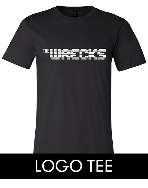 The Wrecks Logo Tee