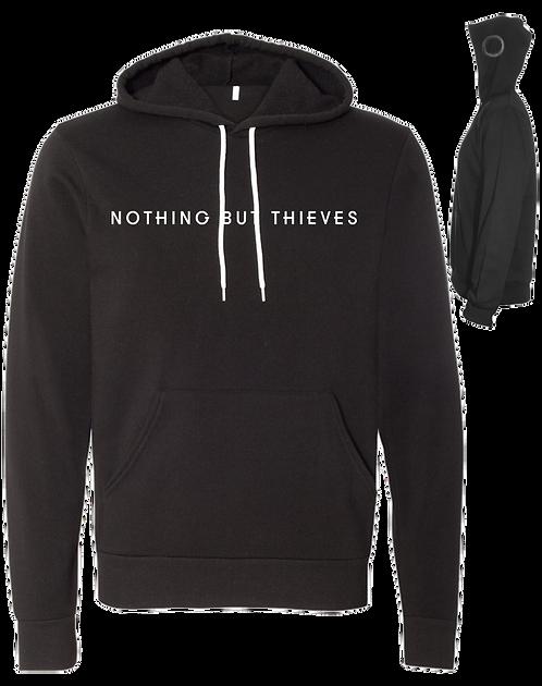 NBT Logo Hoodie w/ Hood Print