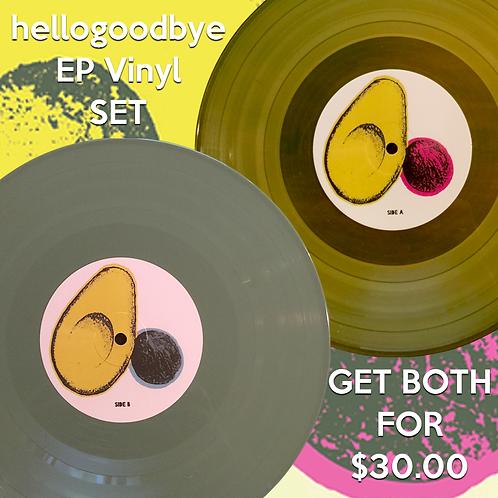 hellogoodbye Vinyl Set