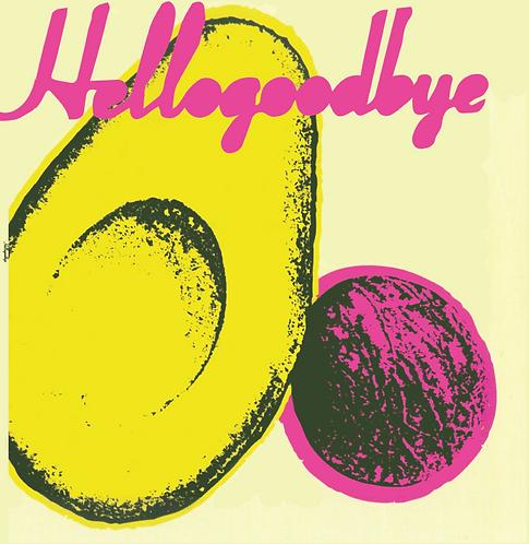 hellogoodbye EP Colored Vinyl