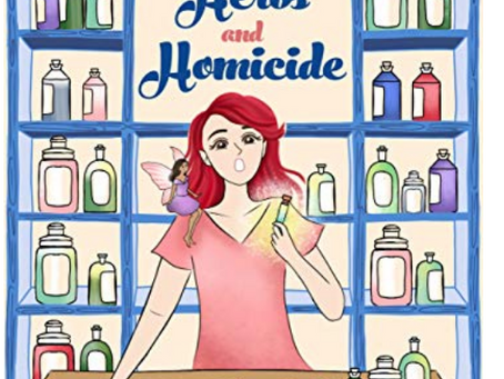 The Faerie Apothecary Cozy Mysteries