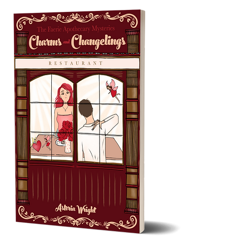 Charms and Changelings: The Faerie Apothecary Mysteries Book 4