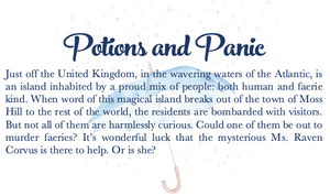 Potions and Panic Summary
