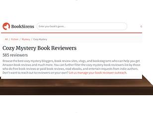 Book Sirens
