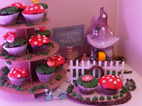 Faerie Foods and Baking Fun!