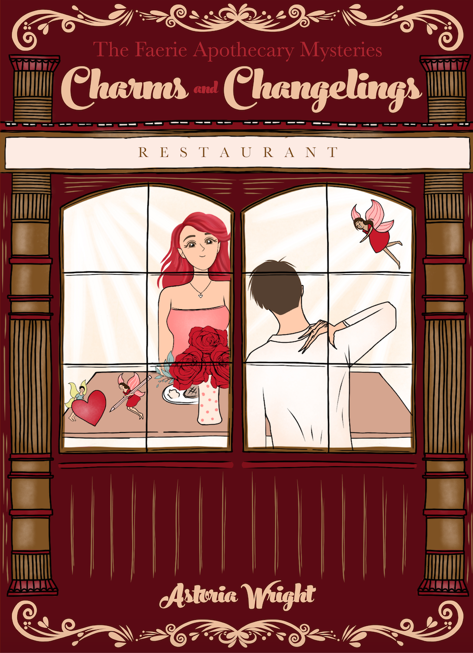 Charms and Changelings Book Cover