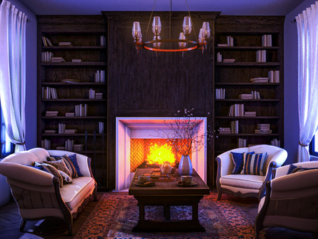 New Website: The Cozy Mystery Library
