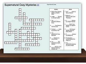 Supernatural Cozy Mysteries