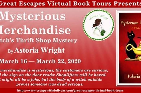 Book Tour Magic