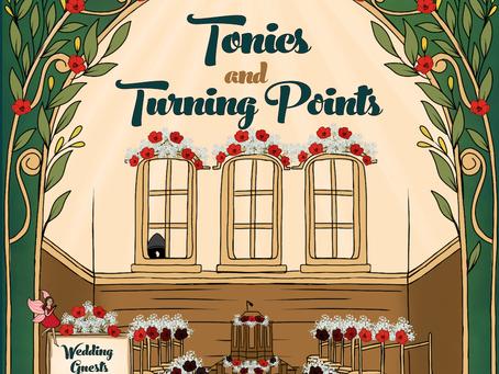 Tonics and Turmoil Cover Reveal