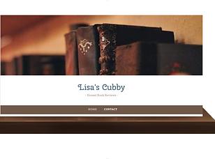 Lisa's Cubby