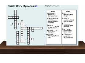 Puzzle Cozies