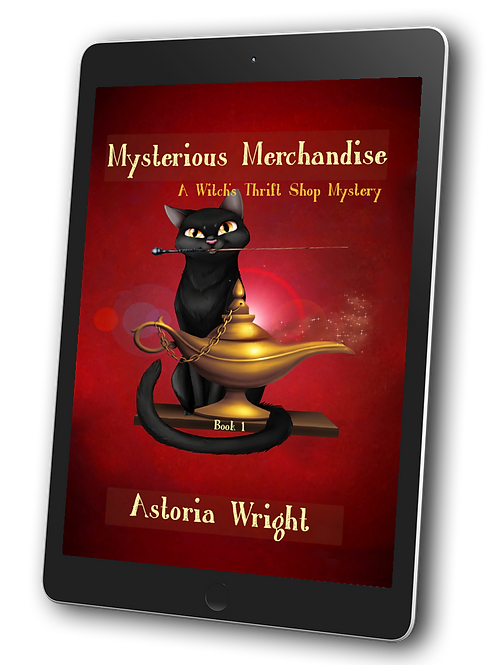 Mysterious Merchandise: A Witch's Thrift Shop Book 1