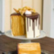Hunajakakku kakku meekook