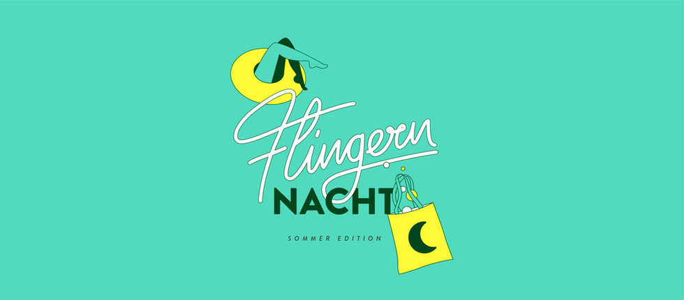 Flingern Nacht Düsseldorf