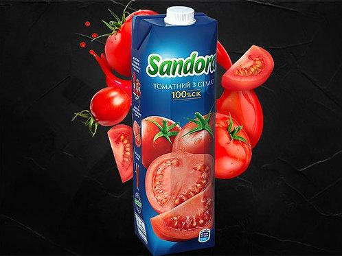 Сік томатний 1000мл