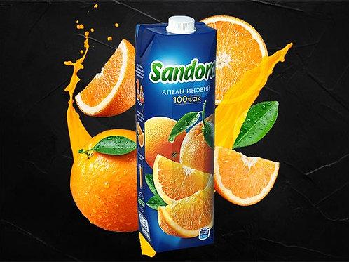 Сік апельсиновий 1000мл