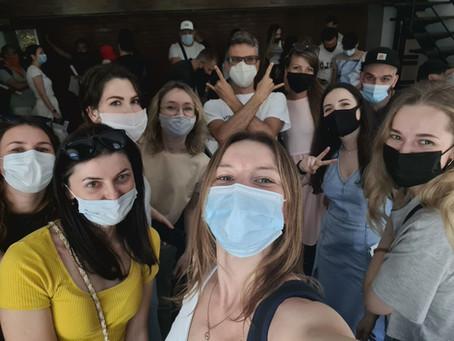 Chernihiv.IT вакцинував 500+ співробітників ІТ-сфери
