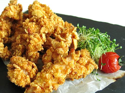 Курячі нагетси з соусом (200г/20г)