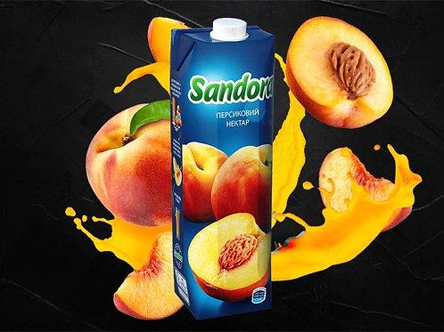 Сік персиковий 1000мл
