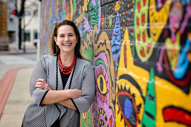 A Heartfelt Conversation with Mayor Amy Shuler Goodwin