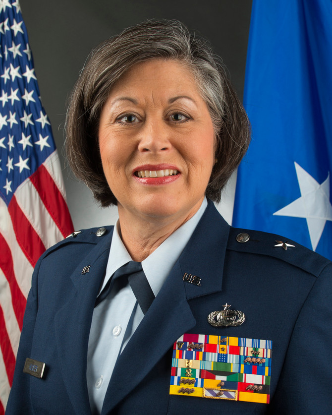 Bg. Gen. Paige Hunter: Simple Service at Every Level