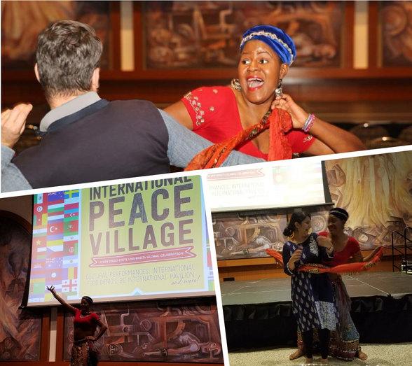 EE30 International Peace Village