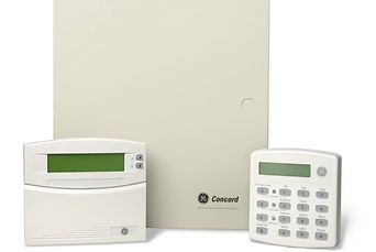 full-featured security system for residential and commercial intrusion as well as residential fire detection