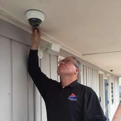 Professional Security Installation