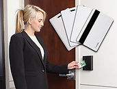 HID Proximity card for access control
