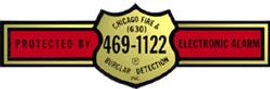 Chicago Fire & Business Detection logo