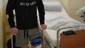 Knieverletzung :(