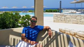 URLAUB!! #Greecehereicome #chania #kavoshotel #entspannen