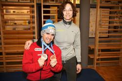 2013_Gratulation Sporttherapie Wels