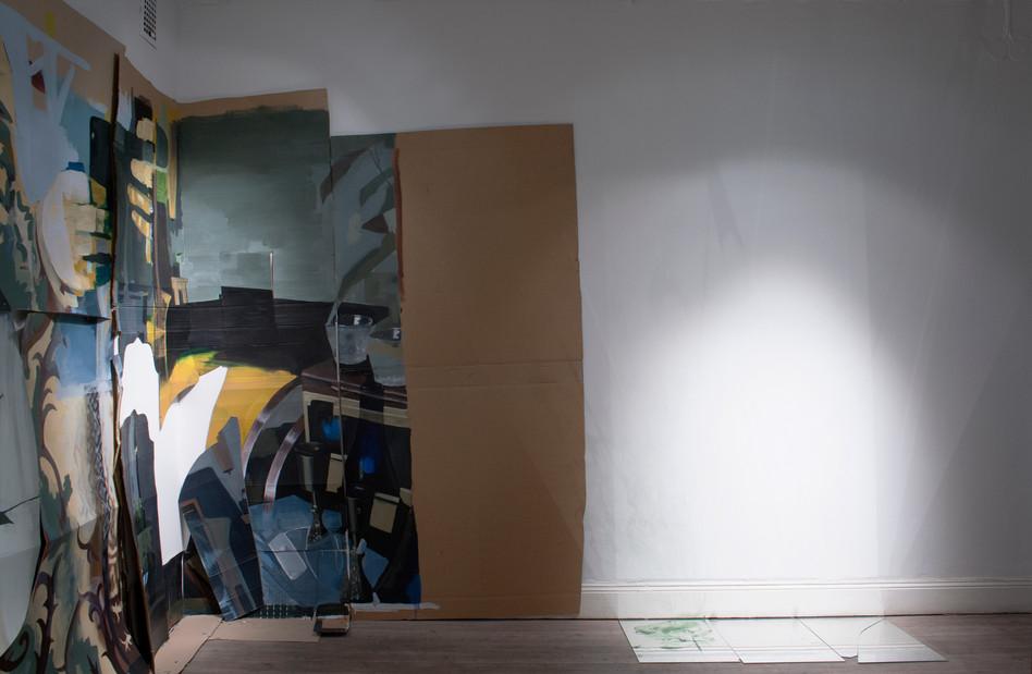Kandidatutställning 2015, Konstnärshuset