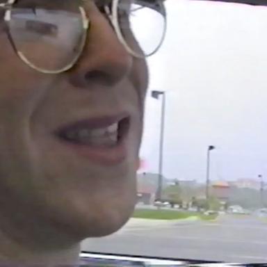 DRIVING AROUND LISTENING TO EVITA (1991)